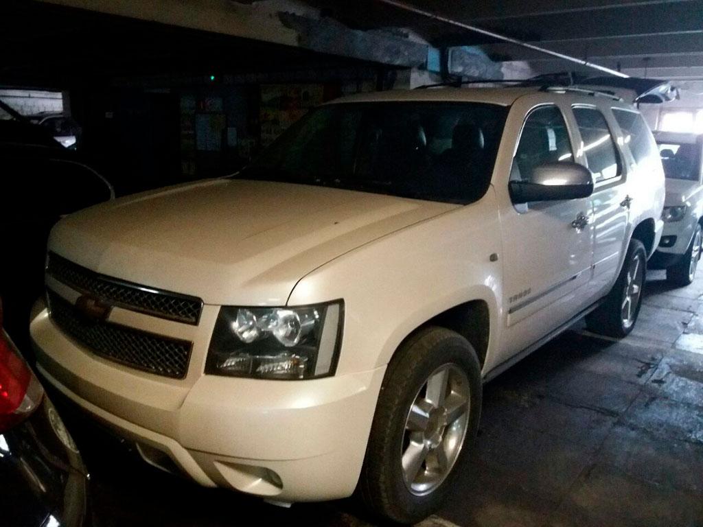 Диагностика Chevrolet Tahoe III