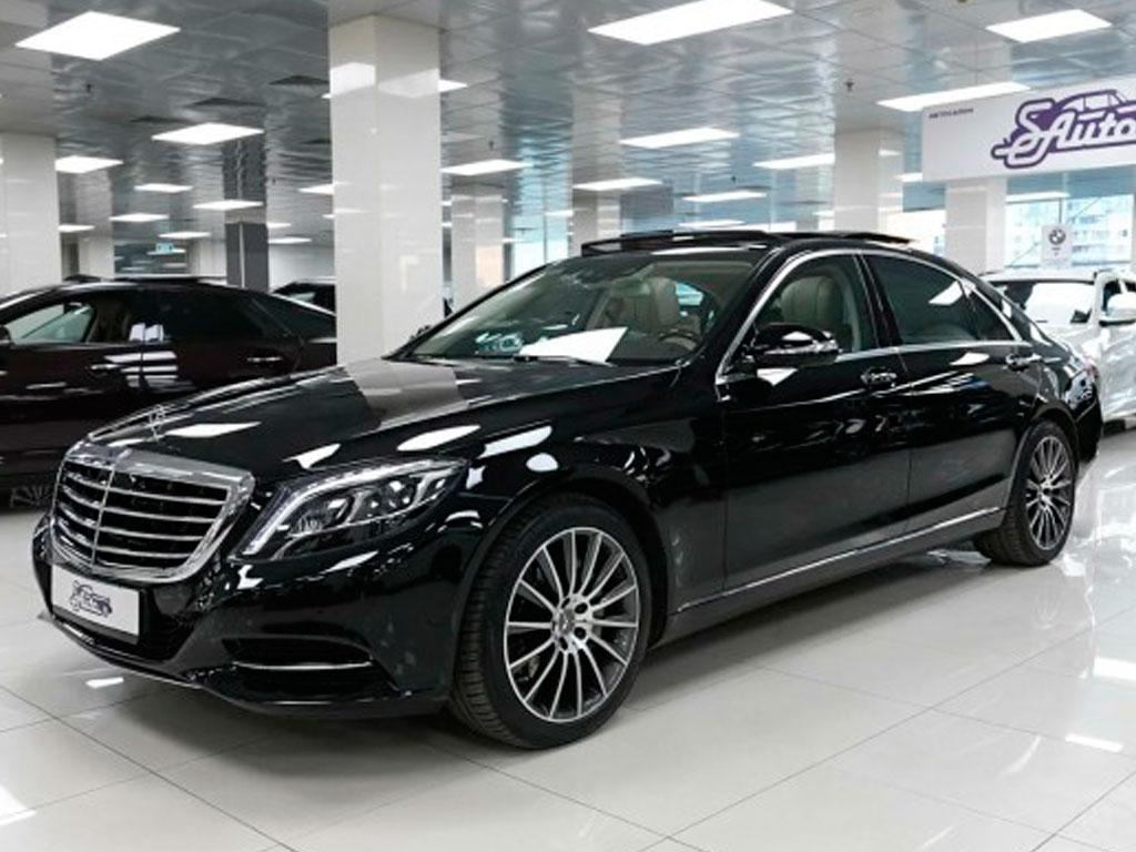 Mercedes S350 D купить в АТЦ Москва